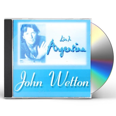 John Wetton LIVE IN ARGENTINA CD