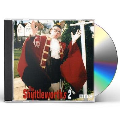 John Shuttleworth SHUTTLEWORTH 2 CD