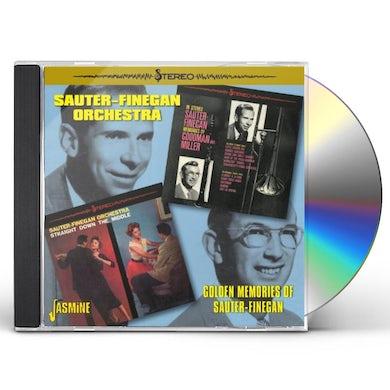Sauter-Finegan Orchestra GOLDEN MEMORIES OF SAUTER-FINEGAN CD