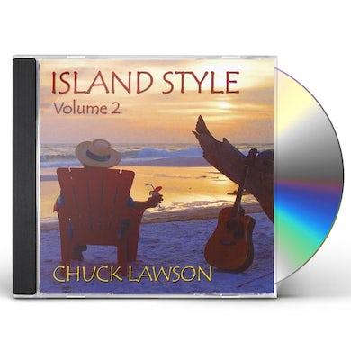 Chuck Lawson ISLAND STYLE 2 CD