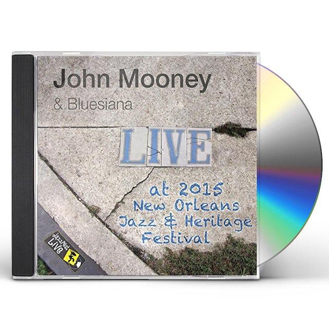 John Mooney & Bluesiana