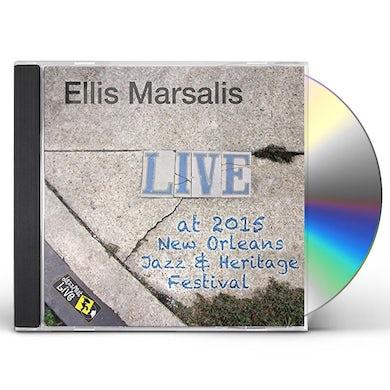 Ellis Marsalis JAZZFEST 2015 CD