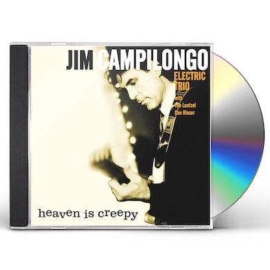 Jim Campilongo HEAVEN IS CREEPY CD