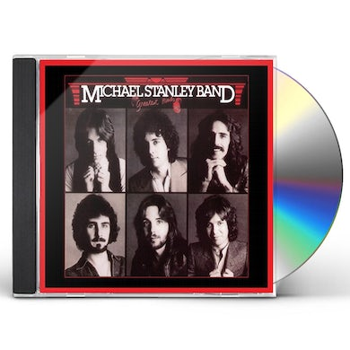 Michael Stanley GREATEST HINTS CD