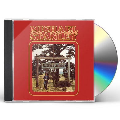 Michael Stanley FREINDS & LEGENDS CD