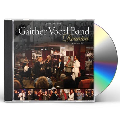 Gaither Vocal Band REUNION 1 CD