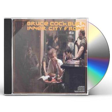 Bruce Cockburn INNER CITY FRONT CD