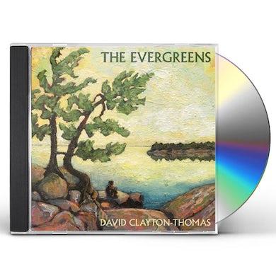 David Clayton-Thomas EVERGREENS CD