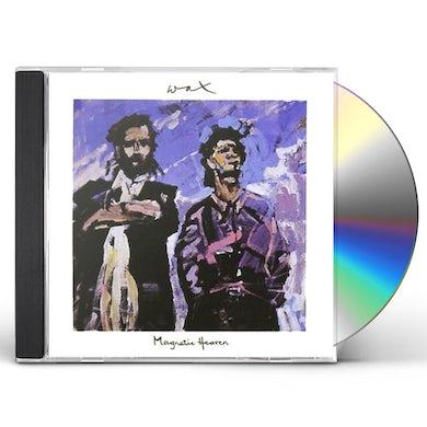 Wax UK MAGNETIC HEAVEN CD