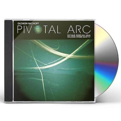 Quinsin Nachoff  PIVOTAL ARC CD