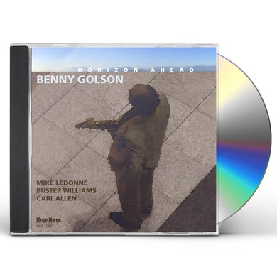 Benny Golson HORIZON AHEAD CD