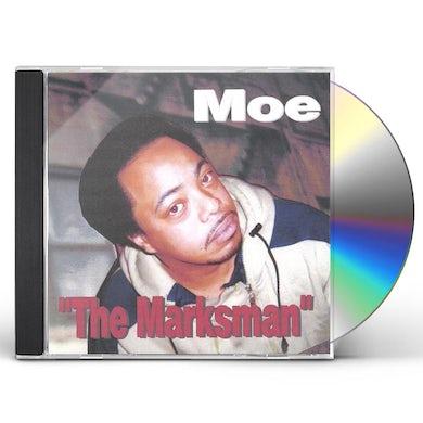 moe. MARKSMAN CD
