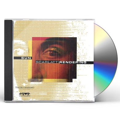 Sun SCARLATTI RENDERING CD
