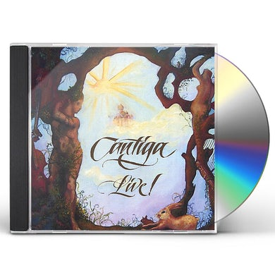 Cantiga LIVE! CD