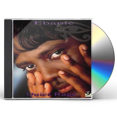 Ebanie QUIET RAGE CD