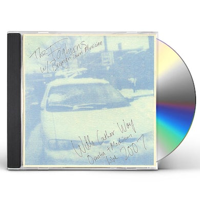 Foghorns WILLA CATHER WAY CD
