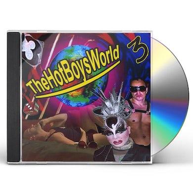 Clint Crisher HOT BOYS WORLD 3 CD