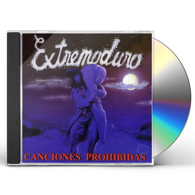 EXTREMODURO CANCIONES PROHIBIDAS CD