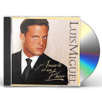 Luis Miguel AMARTE ES UN PLACER CD