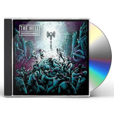 Hell GROOVEHAMMER CD