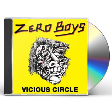 VICIOUS CIRCLE CD