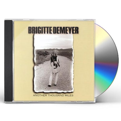 Brigitte Demeyer ANOTHER THOUSAND MILES CD