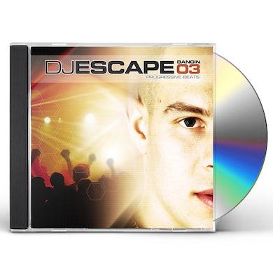 Dj Escape BANGIN 3 CD