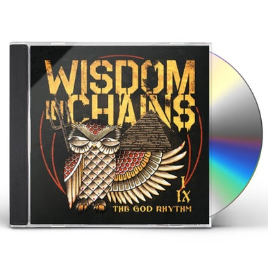 Wisdom In Chains GOD RHYTHM CD