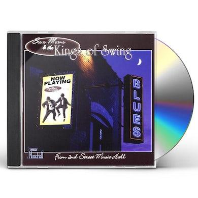 Steve Means KINGS OF SWINGS CD