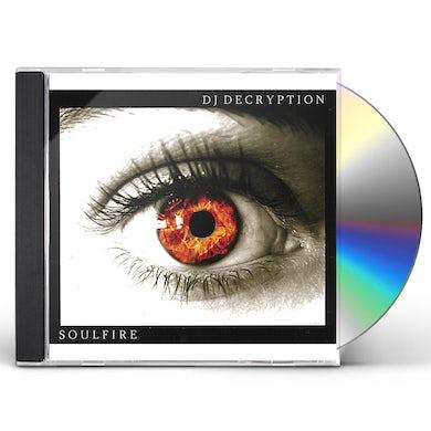 DJ Decryption SOULFIRE CD