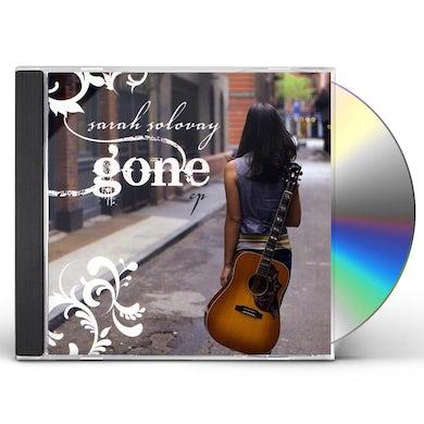 Sarah Solovay GONE CD