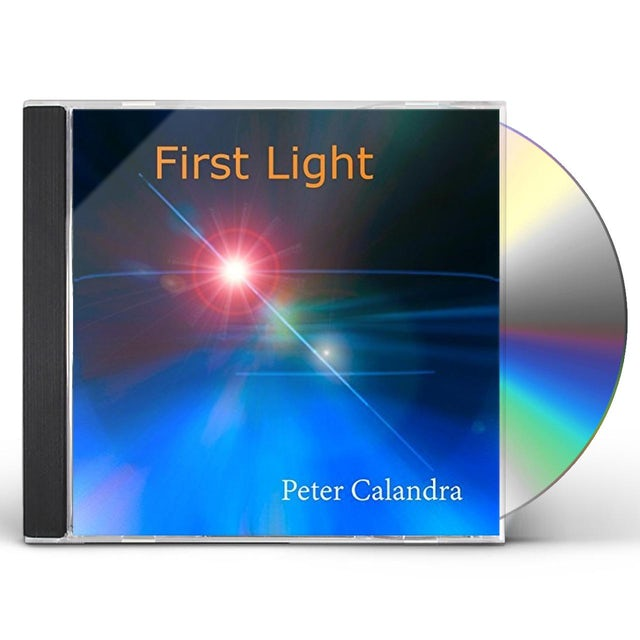 Peter Calandra FIRST LIGHT CD