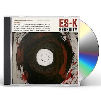 Es-K SERENITY CD