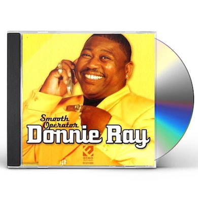 Donnie Ray SMOOTH OPERATOR CD
