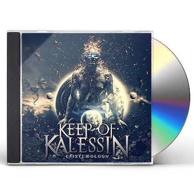 Keep Of Kalessin EPISTEMOLOGY CD