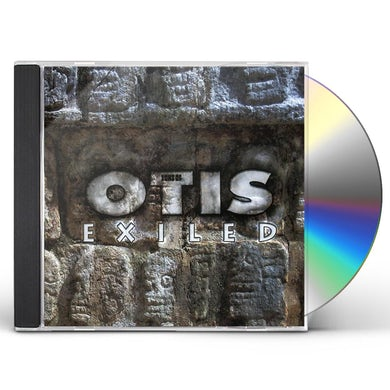 Sons Of Otis EXILED CD