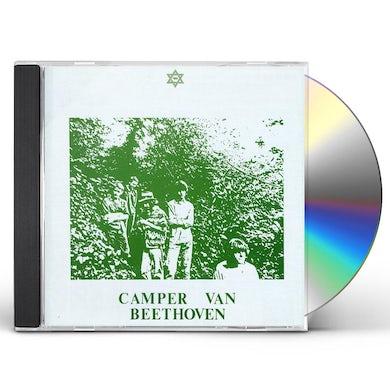 Camper Van Beethoven II & III CD