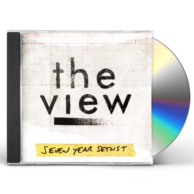 The View SEVEN YEAR SETLIST: BEST OF CD