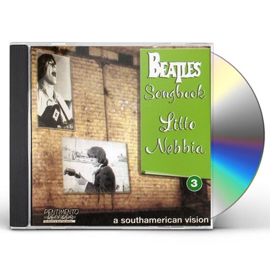 Litto Nebbia VOL. 3-BEATLES SONGBOOK CD