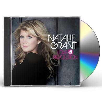 Natalie Grant LOVE REVOLUTION CD