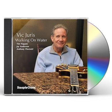 Vic Juris WALKING ON WATER CD