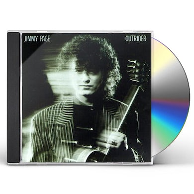 Jimmy Page OUTRIDER CD