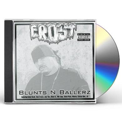 Frost BLUNTS N BALLERZ CD