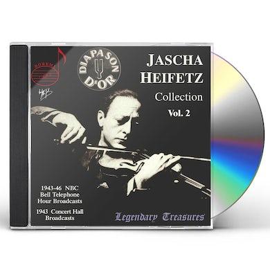 Jascha Heifetz COLLECTION 2 CD