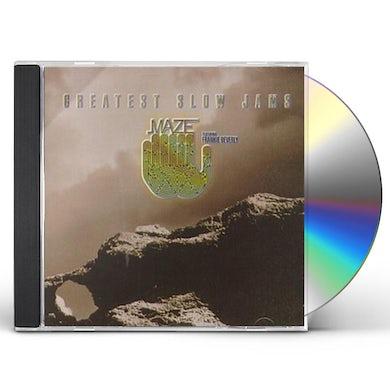 Maze  GREATEST SLOW JAMS CD