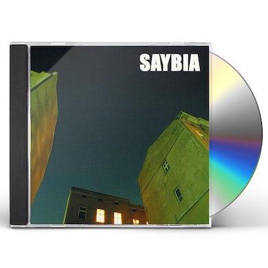 Saybia SECOND YOU SLEEP CD