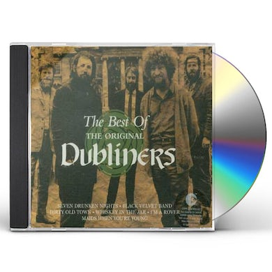 BEST OF THE ORIGINAL DUBLINERS CD