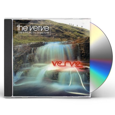 The Verve THIS IS MUSIC: THE SINGLES 92-98 CD