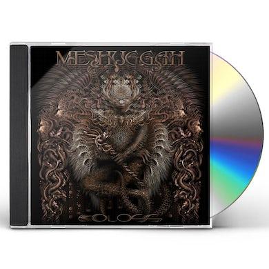 MESHUGGAH KOLOSS CD