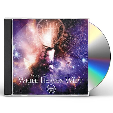 While Heaven Wept FEAR OF INFINITY CD